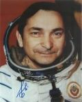 Valery Bykovsky (Space) - Genuine Signed Autograph 7568